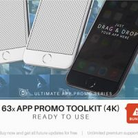VIDEOHIVE THE ULTIMATE APP PROMO – ULTRAHD MOCKUP TOOLKIT