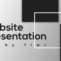 Flat Website Presentation Free VIP Template