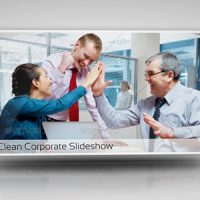 VIDEOHIVE CLEAN CORPORATE SLIDESHOW