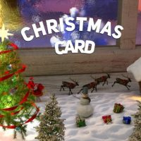 VIDEOHIVE CHRISTMAS ?ARD