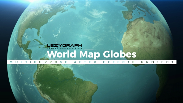 Videohive world map globes free download free after effects videohive world map globes free download gumiabroncs Image collections