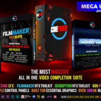 VIDEOHIVE CINEPUNCH MASTER SUITE V5.0 – ADD_ON