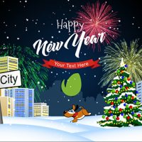 VIDEOHIVE NEW YEAR FREE AFTER EFFECTS TEMPLATE