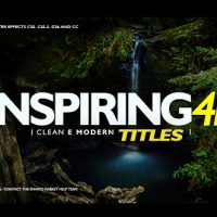 VIDEOHIVE INSPIRING TITLES 2.0 FREE DOWNLOAD