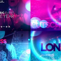 VIDEOHIVE ULTRAVIOLET MUSIC PARTY FREE DOWNLOAD