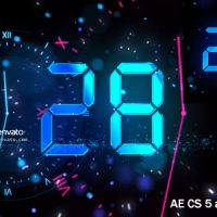 VIDEOHIVE NEW YEAR COUNTDOWN 2018