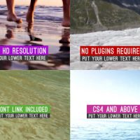 VIDEOHIVE CLEAN MINIMAL SLIDESHOW FREE DOWNLOAD