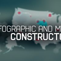 VIDEOHIVE INFOGRAPHIC AND MAP CONSTRUCTOR