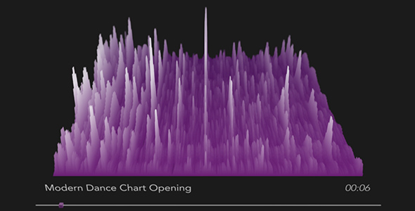 VIDEOHIVE 3D AUDIO SPECTRUM VISUALIZER - Free After Effects