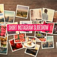 VIDEOHIVE SHORT INSTAGRAM SLIDESHOW FREE DOWNLOAD