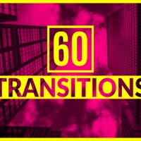 Videohive 60 Transitions 20545207 – Free After Effects Template
