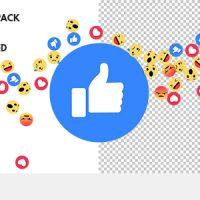 Videohive – Facebook Emoji Pack 19652886