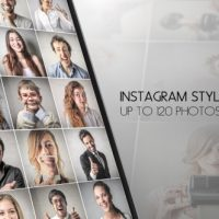 VIDEOHIVE INSTAGRAM SLIDESHOW FREE DOWNLOAD