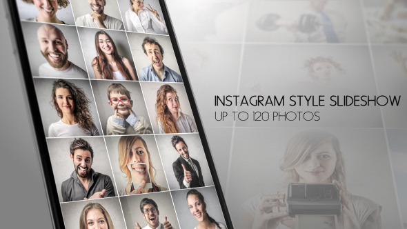 videohive instagram slideshow free download free after effects template videohive projects. Black Bedroom Furniture Sets. Home Design Ideas