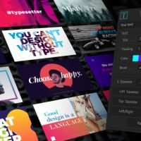 VIDEOHIVE TYPESETTER FREE AFTER EFFECTS TEMPLATE