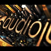 VIDEOHIVE CINEMATIC CRYSTAL LOGO REVEAL