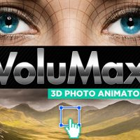 VOLUMAX – 3D PHOTO ANIMATOR (VERSION 4.2 PRO) – VIDEOHIVE