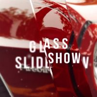 Elegant Glass Slideshow – Free After Effects