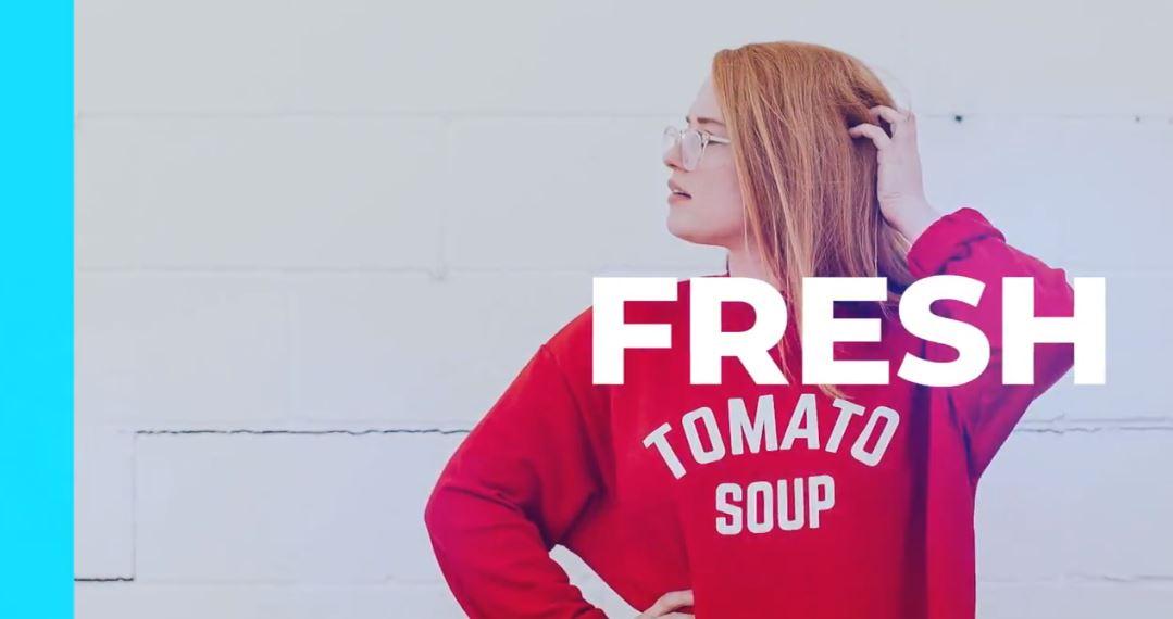 dynamic modern intro free premiere pro template