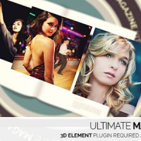 VIDEOHIVE ULTIMATE MAGAZINE KIT 4K FREE AFTER EFFECTS TEMPLATE