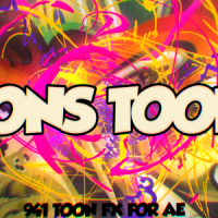 VIDEOHIVE TOONS TOOL 2 (FX KIT) FREE DOWNLOAD