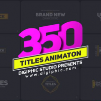 VIDEOHIVE TITLES 21243068 FREE AFTER EFFECTS TEMPLATE