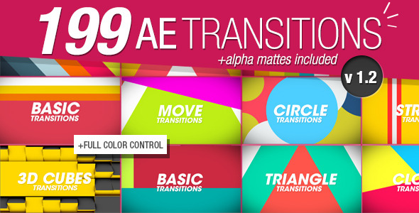 Transitions Archives - Free After Effects Template - Videohive projects