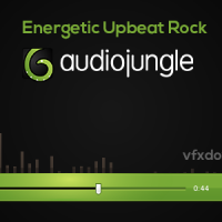 Energetic Upbeat Rock 105036 – Audiojungle