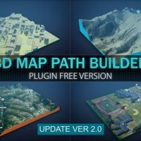 VIDEOHIVE 3D MAP PATH BUILDER FREE DOWNLOAD