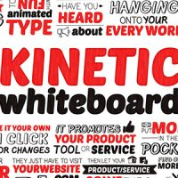 KINETIC WHITEBOARD – AFTER EFFECTS PROJECT (VIDEOHIVE)