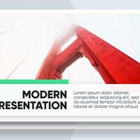 VIDEOHIVE MODERN PROMO – CLEAN CORPORATE