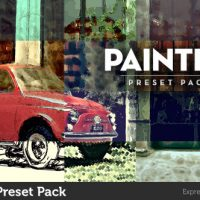 VIDEOHIVE PAINTER PRESET PACK – AFTER EFFECTS PRESETS