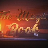 VIDEOHIVE THE MAGIC BOOK – AFTER EFFECTS TEMPLATE