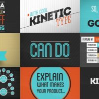 KINETICA – AFTER EFFECTS PROJECT (VIDEOHIVE)