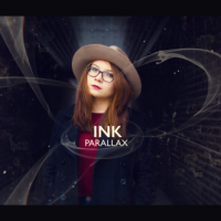VIDEOHIVE INK PARALLAX – AFTER EFFECTS TEMPLATE