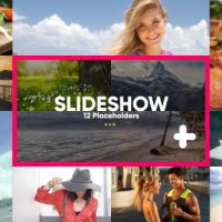 VIDEOHIVE SLIDESHOW COLOR FREE AFTER EFFECTS TEMPLATES