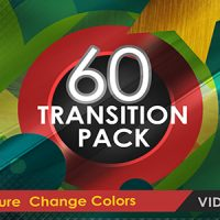 TRANSITION PACK – AFTER EFFECTS PROJECT (VIDEOHIVE)