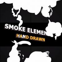Cartoon Smoke Elements And Transitions – After Effects