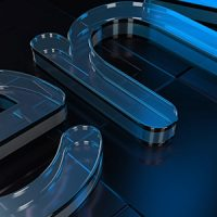 VIDEOHIVE COOL GLASS LOGO FREE DOWNLOAD