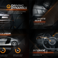 VIDEOHIVE NEW BLACK CAR PROMO