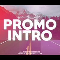 VIDEOHIVE PROMO INTRO FREE AFTER EFFECTS TEMPLATE