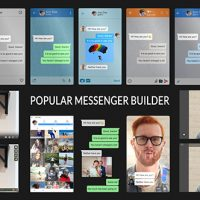 VIDEOHIVE POPULAR MESSENGER BUILDER V2.0