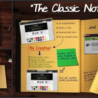 VIDEOHIVE THE CLASSIC NOTEBOOK FREE DOWNLOAD