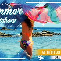 VIDEOHIVE SUMMER SLIDESHOW 20846293