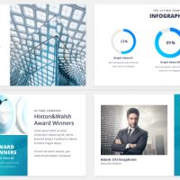 VIDEOHIVE THE ULTIMO – CORPORATE PRESENTATION PACK