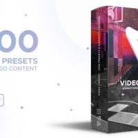 VIDEOHIVE VIDEO LIBRARY – VIDEO PRESETS PACKAGE