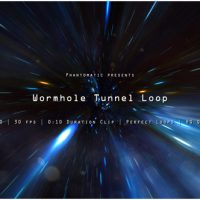 VIDEOHIVE WORMHOLE SPACE 3 – MOTION GRAPHIC