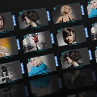 VIDEOHIVE CIRCLE SCREENS – AFTER EFFECTS TEMPLATE