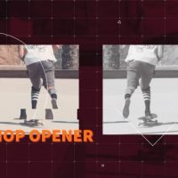 HIP-HOP OPENER – PREMIERE PRO TEMPLATES