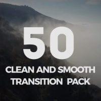 50 CLEAN TRANSITION PACK – PREMIERE PRO TEMPLATES
